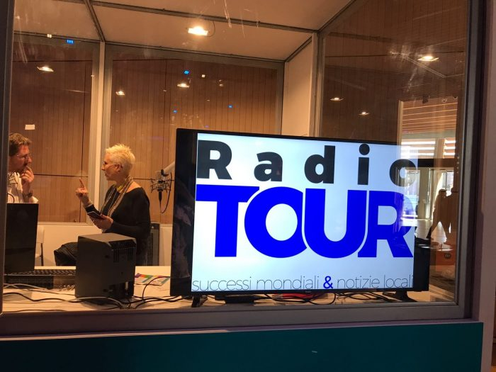 ospite Rebecca Raponi (fondazione Matera-Basilicata 2019)