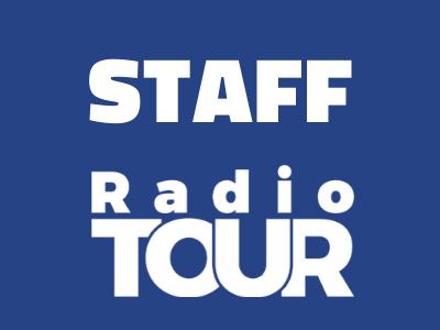 Lo STAFF di Radio Tour
